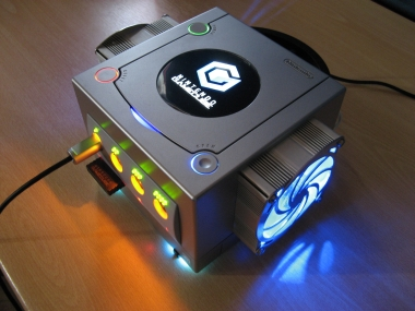 my modded gamecube